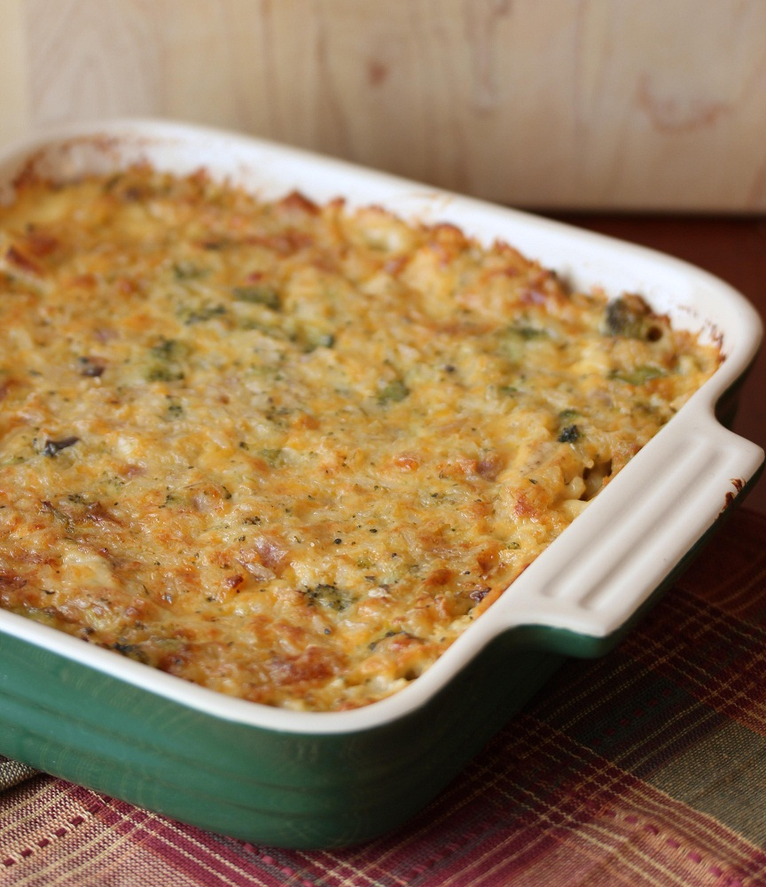 Chicken And Rice Casserole And bake for 45 minutes at 350