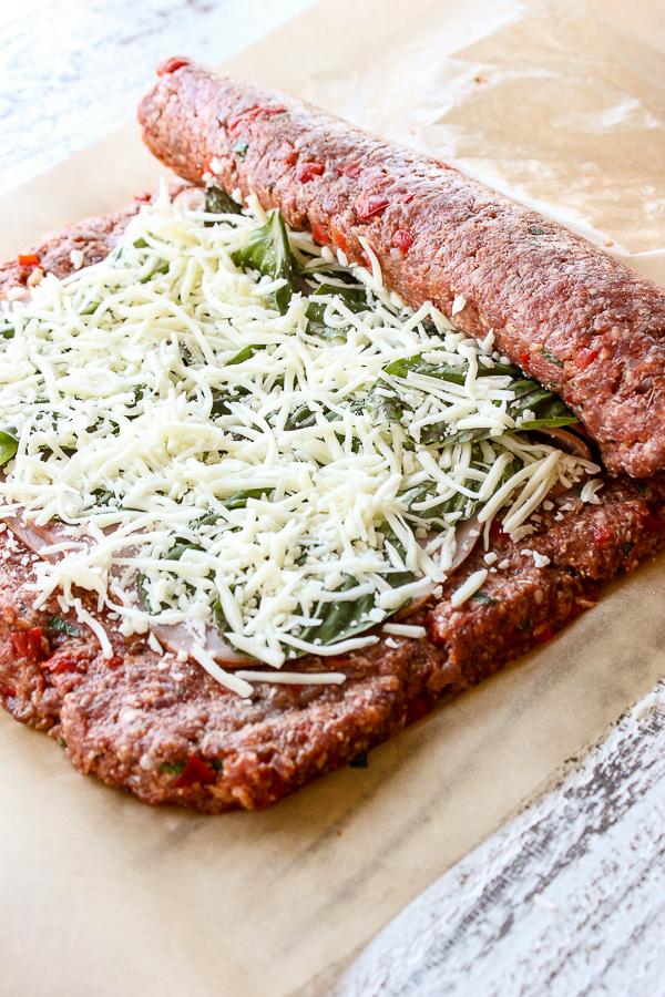 Sicilian Meatloaf Lisa S Dinnertime Dish