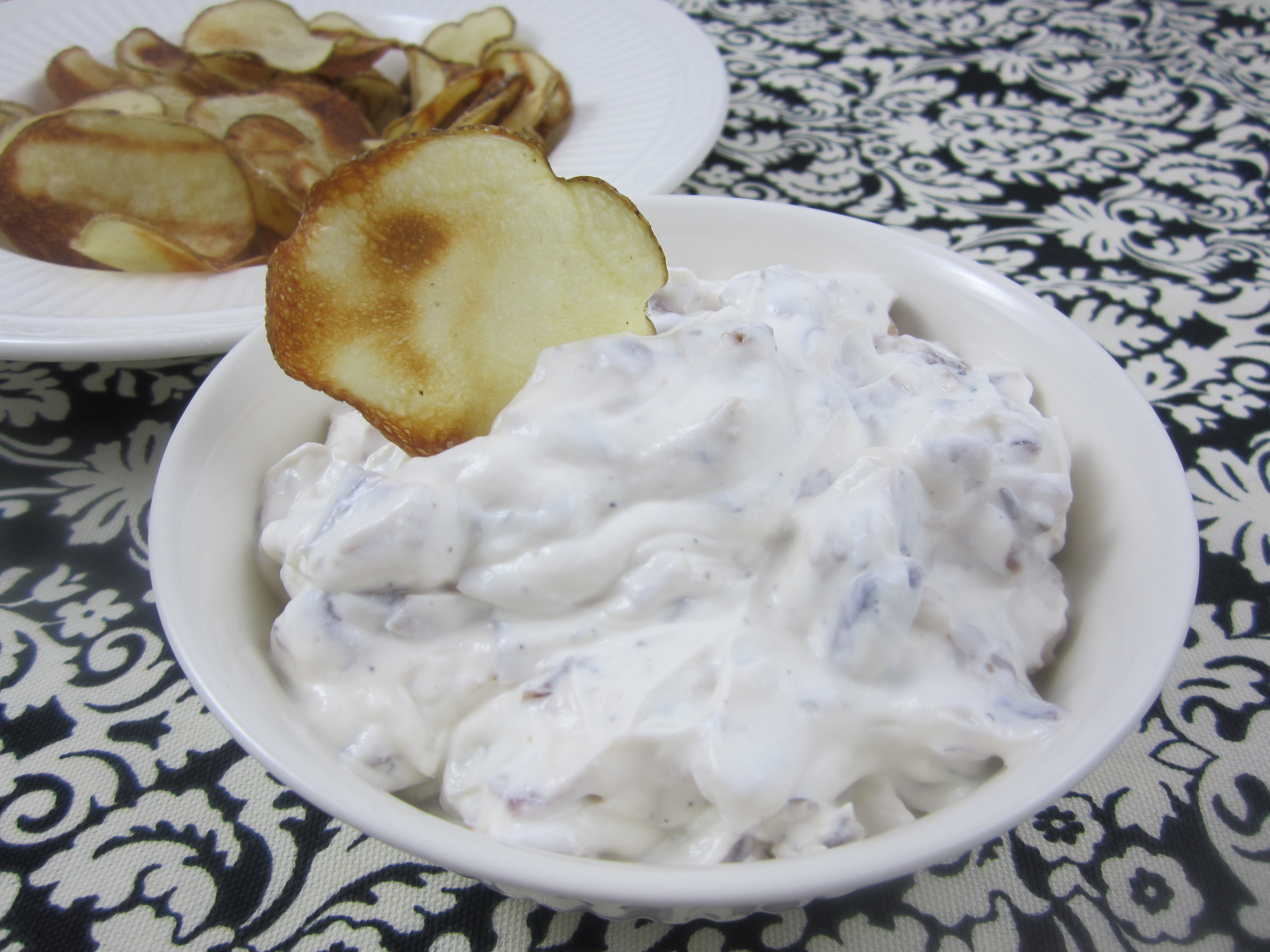 French Onion Dip....It's Not Just for Chips - Lisa's Dinnertime Dish ...