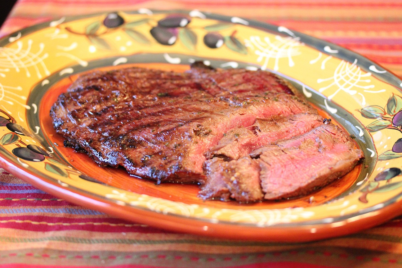 Asian Marinated Flank Steak - Lisa's Dinnertime Dish for Great Recipes ...