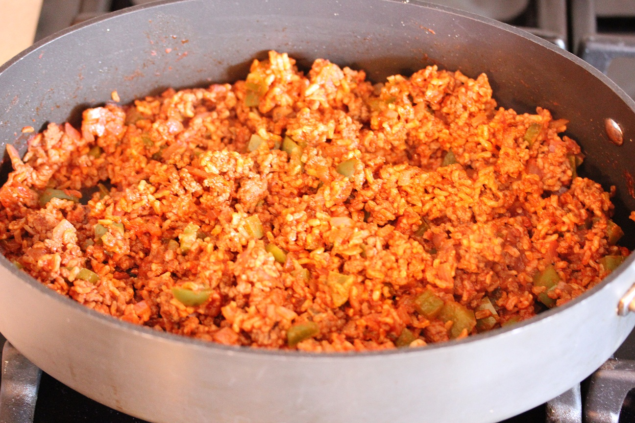Lisa's Dinnertime Dish for Great Recipes! – 20 Minute Spanish Rice
