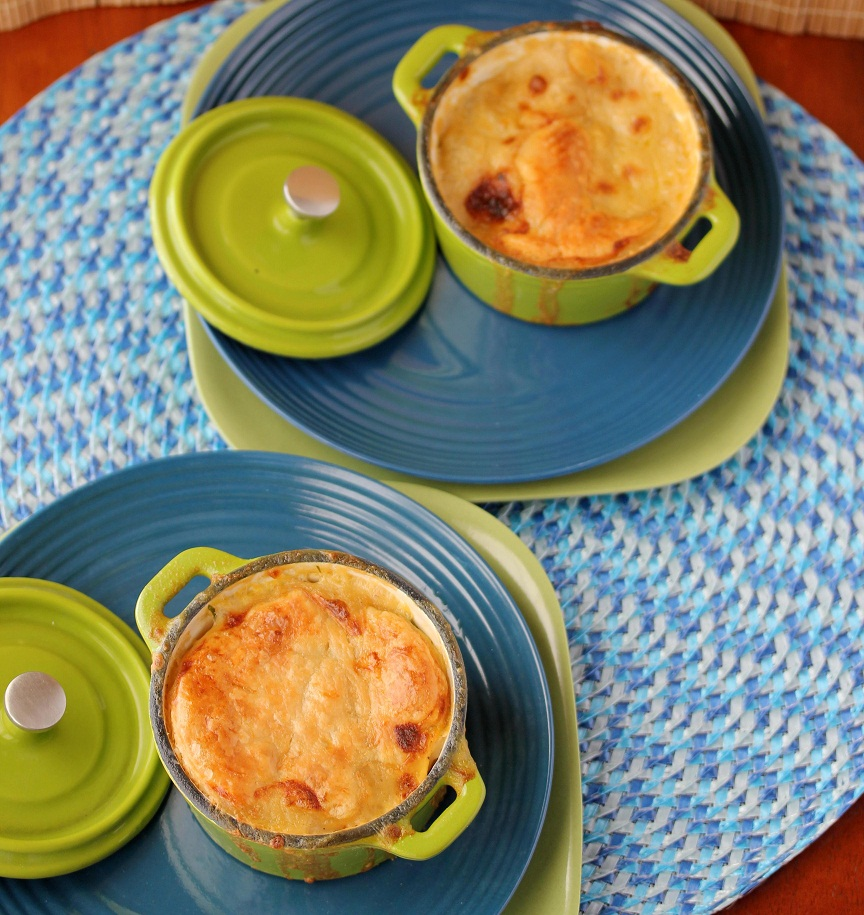 ... Dish for Great Recipes! – Lobster Pot Pie with Homemade Puff Pastry