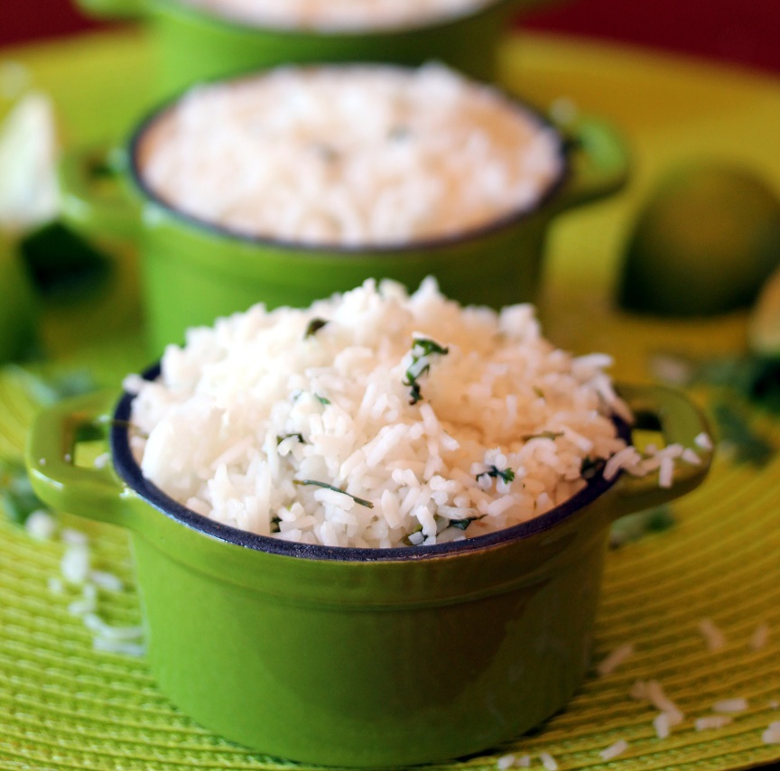 ... for Great Recipes! – Copycat Recipe: Chipotle Cilantro Lime Rice