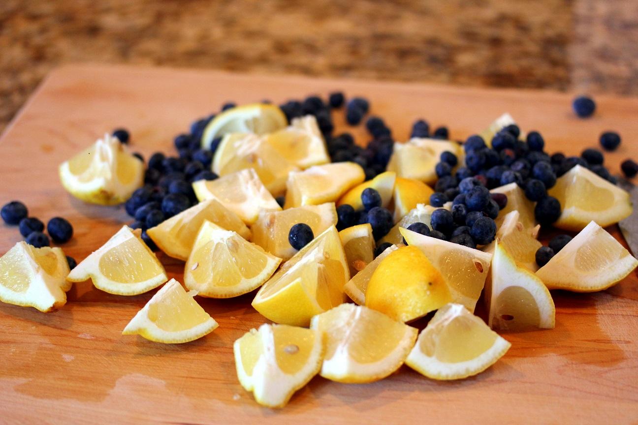 Lisa's Dinnertime Dish for Great Recipes! – Blueberry Mint Lemonade