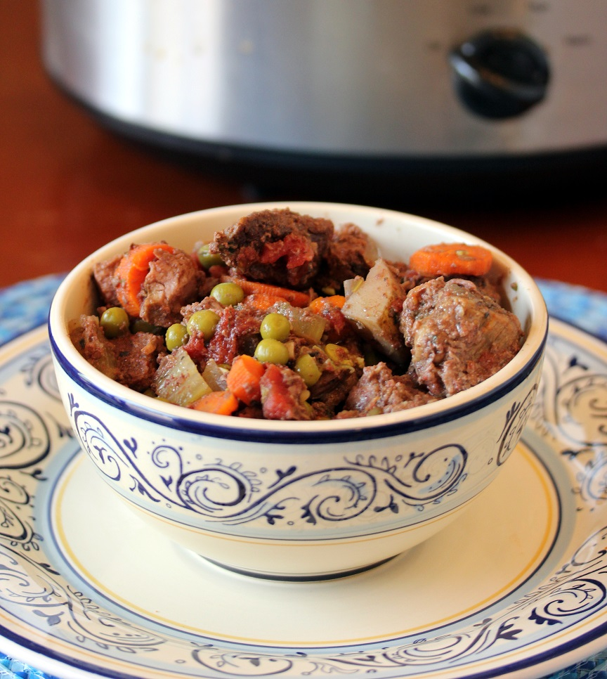 Lisa's Dinnertime Dish for Great Recipes! – Slow Cooker Beef Stew