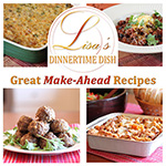 Lisa's Dinnertime Dish EBook