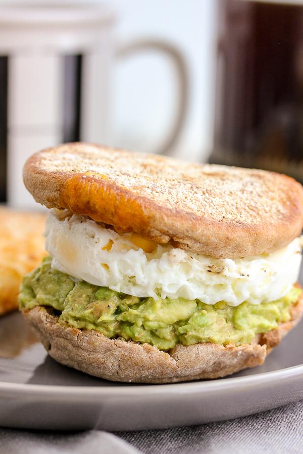 5 Minute Breakfast Sandwich