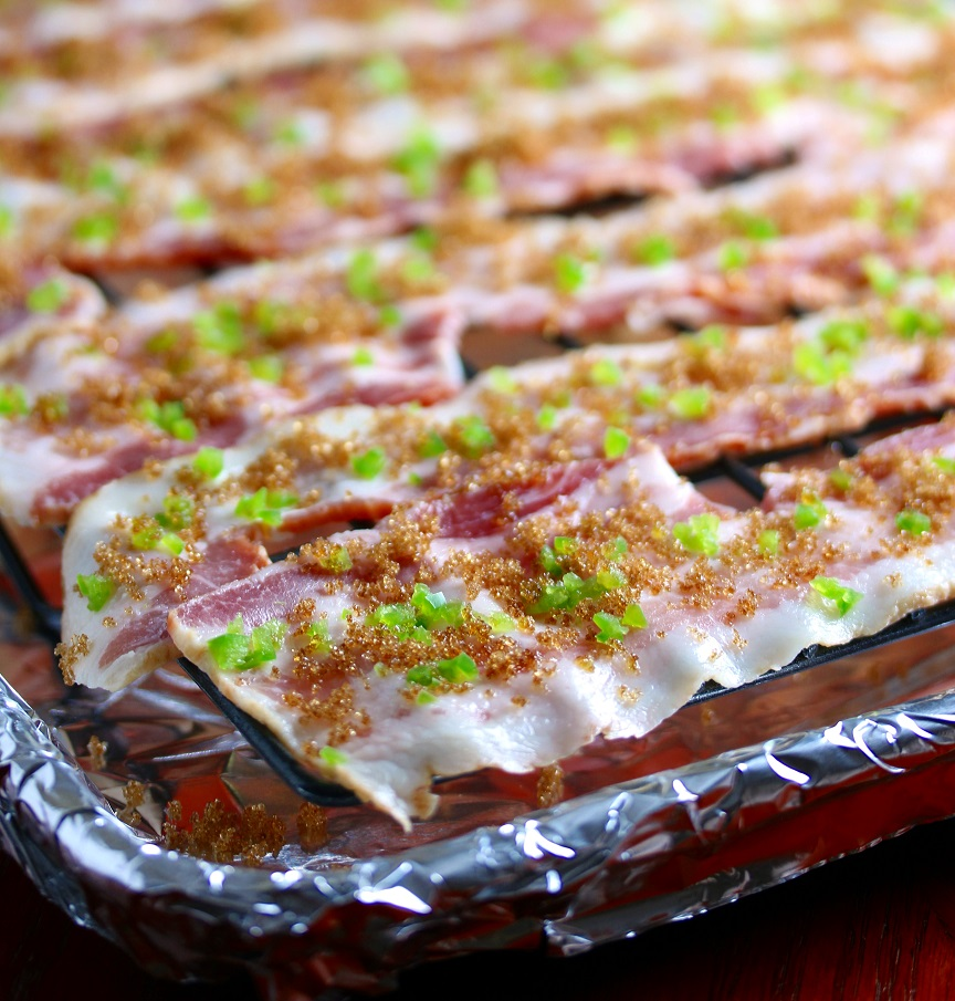... Dinnertime Dish for Great Recipes! – Brown Sugar Jalapeno Bacon