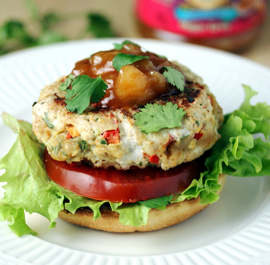 12 Curried Turkey Burgers These Curried Spiced Turkey Patties Are