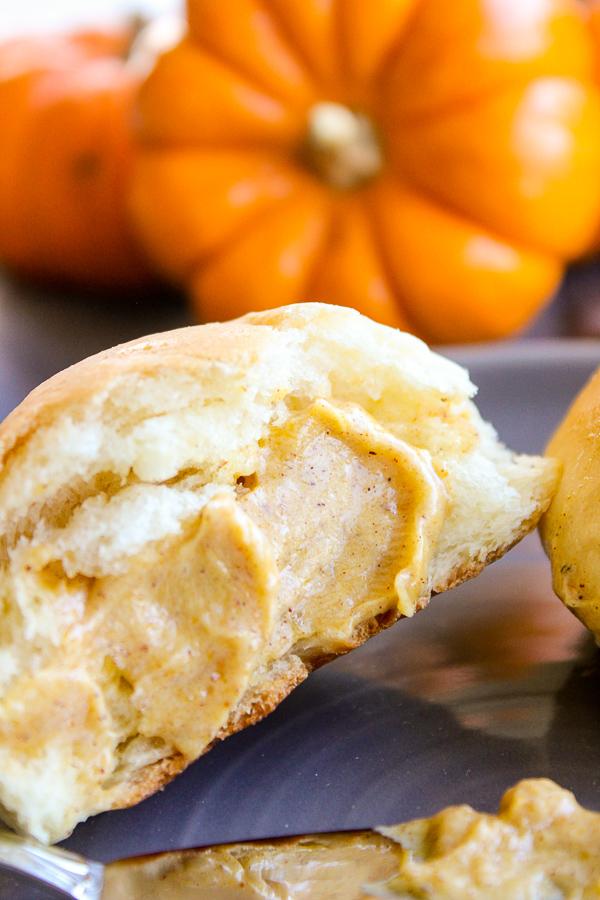 Pumpkin Pie Spice Butter