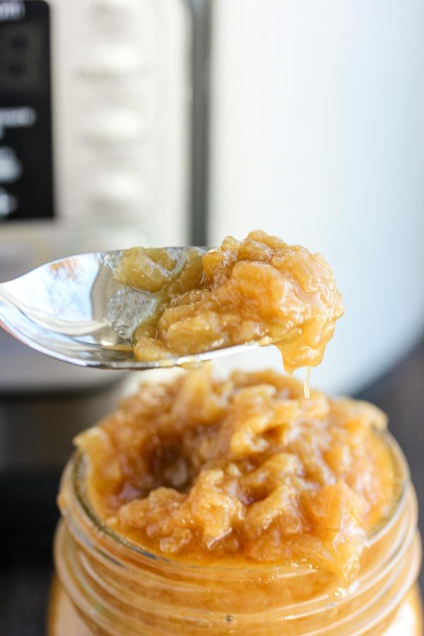 Instant Pot Caramelized Onions
