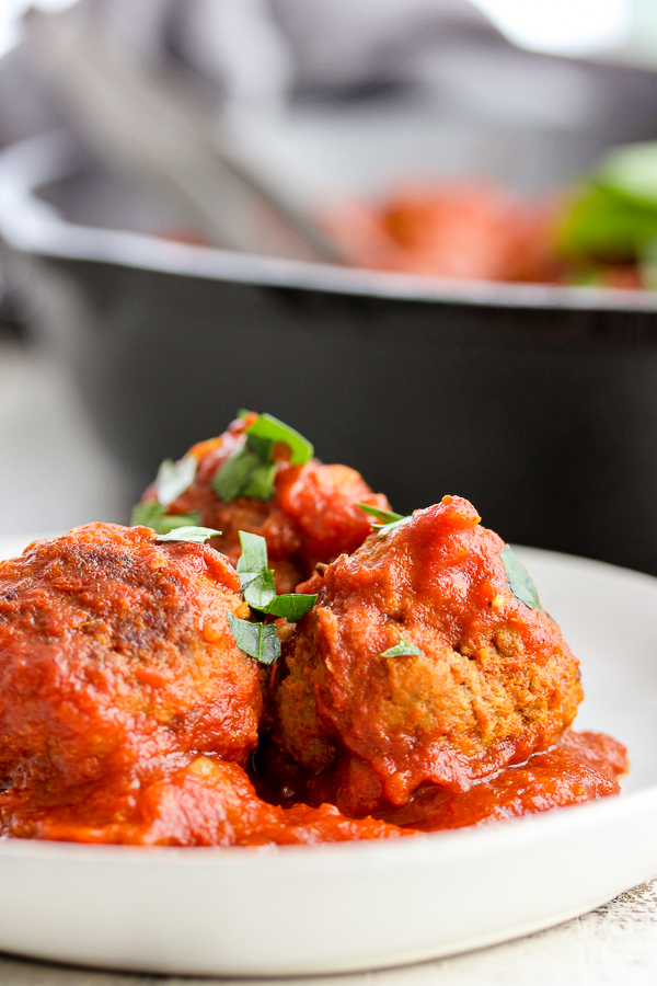Lamb Curry Party Meatballs