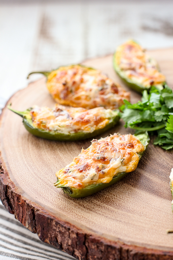 Bacon Cheese Jalapeno Poppers